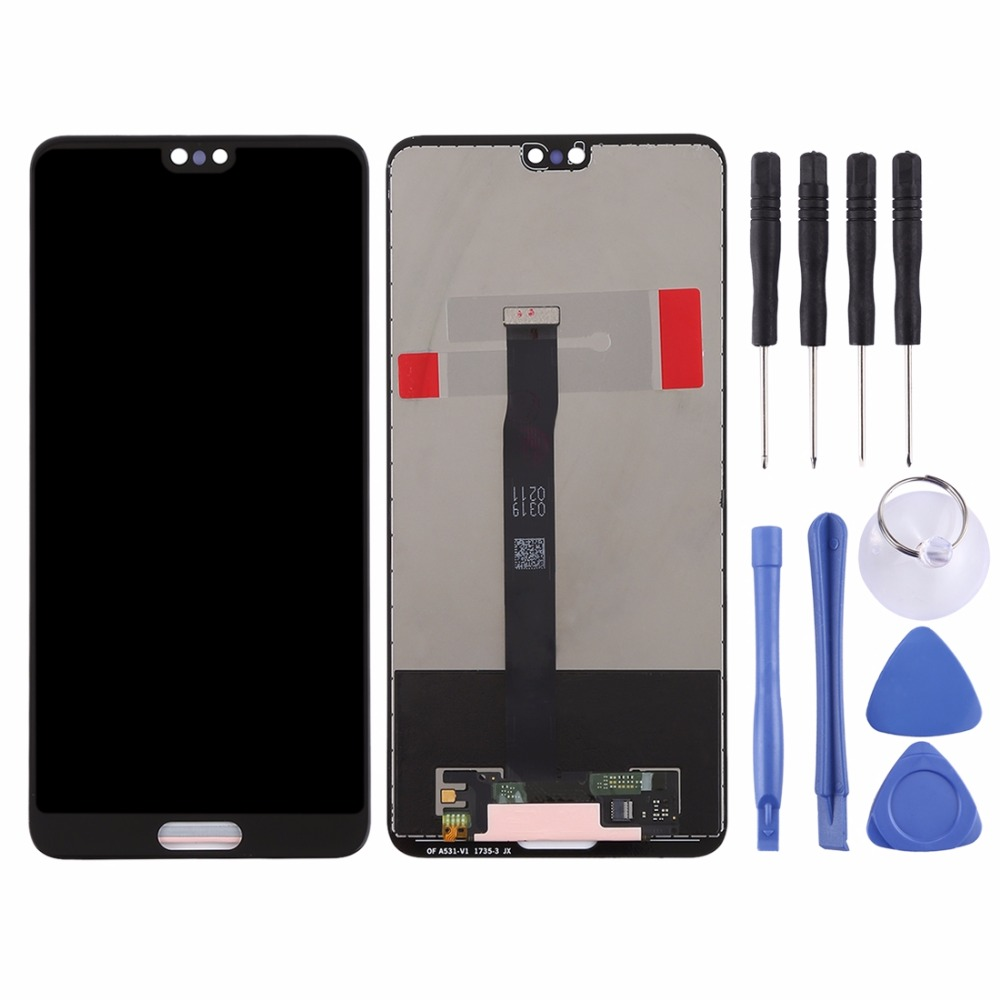 LCD Screen and Digitizer Full Assembly for Huawei P20LCD Screen and Digitizer Full Assembly for Huawei P20