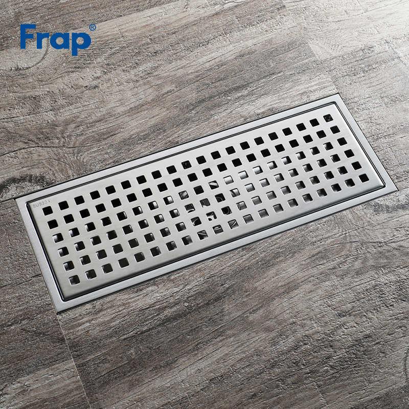 Frap 床ドレン 30*11 センチバスフロー抗臭ロールオーバーキッチンシンクストレーナー排水シャワー水切り浴室アクセサリー Y38092