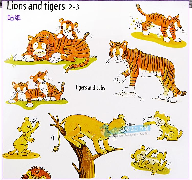 5 libros/set Usborne niños cuadro inglés libro para colorear libros ...