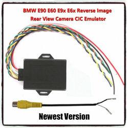 Odwrotnej obrazu Emulator/widok z tyłu kamery aktywator do E90 E60 E9X E6X CIC