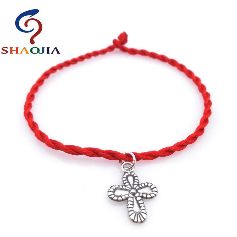 red bracelet of life necklace tree string kabbalah