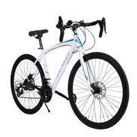 Ancheer 700C Aluminum Fixed Gear Road Bicycle Road Cycling MTB