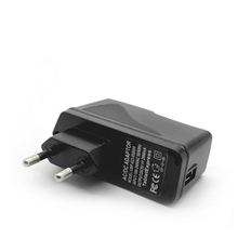 New 5V2A Tablet USB Charger Network Set-top Box 5V Power Adapter EU 2 Pcs/lot