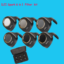 New Snap on Filters Set 6Pcs ND4 8 16 32 CPL Circular Polarizer MCUV UV font