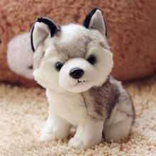 Stuffed Animal Toys Kids Husky Dog Plush Toys for girls boys Husky Wolf Plush Cute Small soft toys Stuffed Animal Birthday Gift
