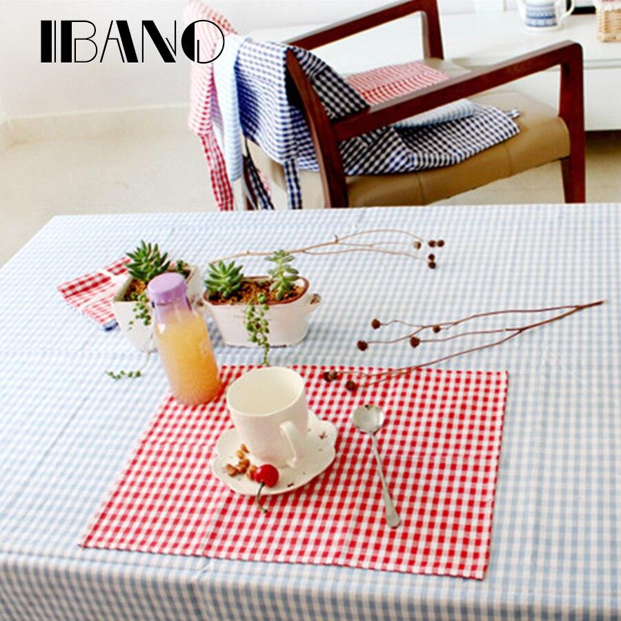 3pcs/lot Cotton Table Napkin Kitchen Towel Dish Towel Cleaning Cloth 30x40cm Tea Towel durable pano de prato Wholesale