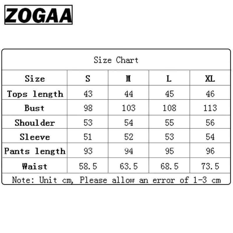 トラックスーツ女性 2 個セットパーカーパンツ服暖かい女性トラックスーツセット 2 個トップパンツスーツ女性 ZOGAA