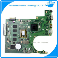 free shipping Original laptop motherboard for ASUS X200CA REV2.1 motherboard Non-integrated