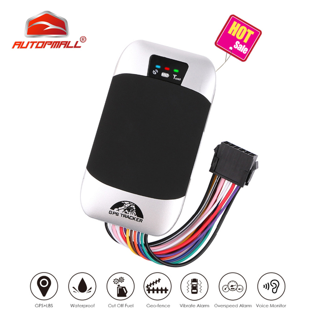 GPS Tracker Car GPS Locator Coban TK303F Waterproof Cut Off Oil Vehicle Tracker Fuel Detect Realtime Tracking Device Shock Alarm