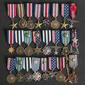 Ofício do Metal Estilo Militar Moda Retro Homens E Mulheres Broche Emblemas Medalha Roupas Sacos de Bugigangas Pin Remendo Militar