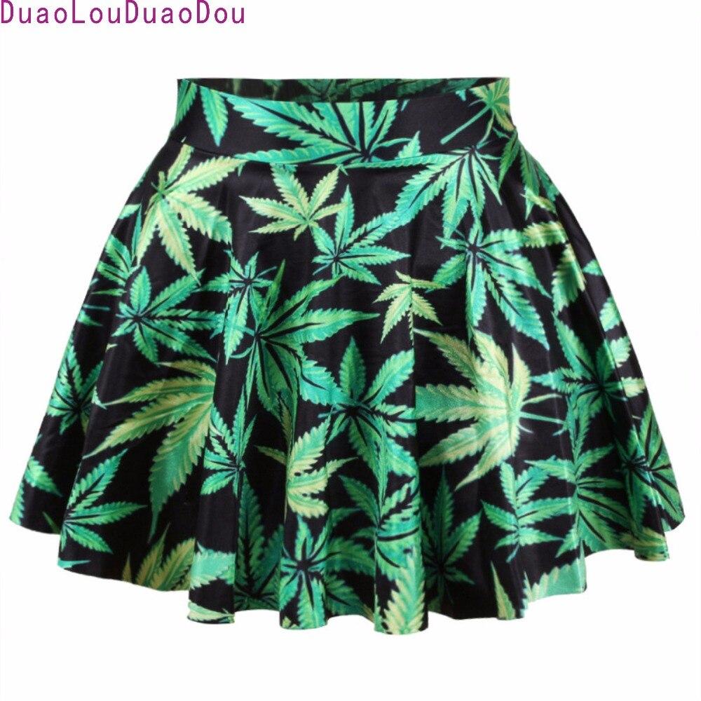 Клен юбка