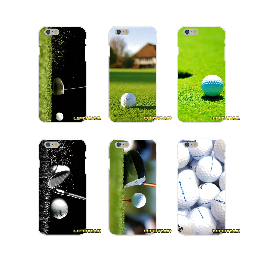 Golf Ball Skins Soft Silicone phone Case For Sony Xperia Z Z1 Z2 Z3 Z4 Z5 compact M2 M4 M5 E3 T3 XA Aqua