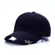 BTS JIMIN Iron Ring Hat