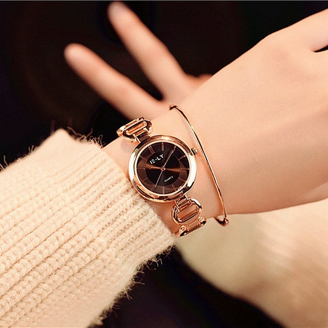 fashion Brand Luxury Women Bracelet Watches Fashion Women Dress Wristwatch Ladie