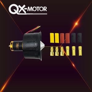 QX-MOTOR DIY Drone 64mm EDF Se