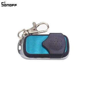 Image 5 - Sonoff 433MHz 4 Kanal RF Fernbedienung ABCD 4 Tasten für Sonoff RF Slampher 4CH Pro R2 T1 Elektrische remote Key Fob Control