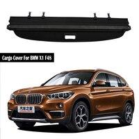 Cobertura De Carga traseira Para BMW X1 F48 2016 2017 2018 2019 Tronco Escudo De Segurança Tela de privacidade sombra Auto Acessórios Acessórios e racks traseiros     -