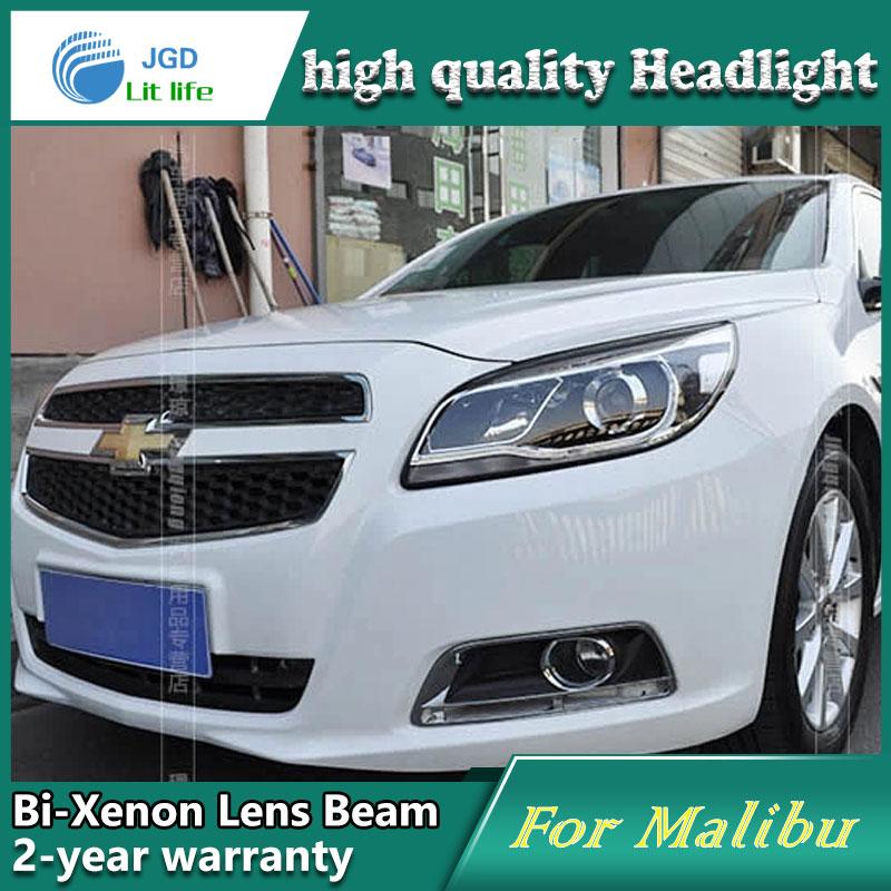 Torbica za svjetiljke u automobilu za Chevrolet Malibu prednja - Svjetla automobila - Foto 1