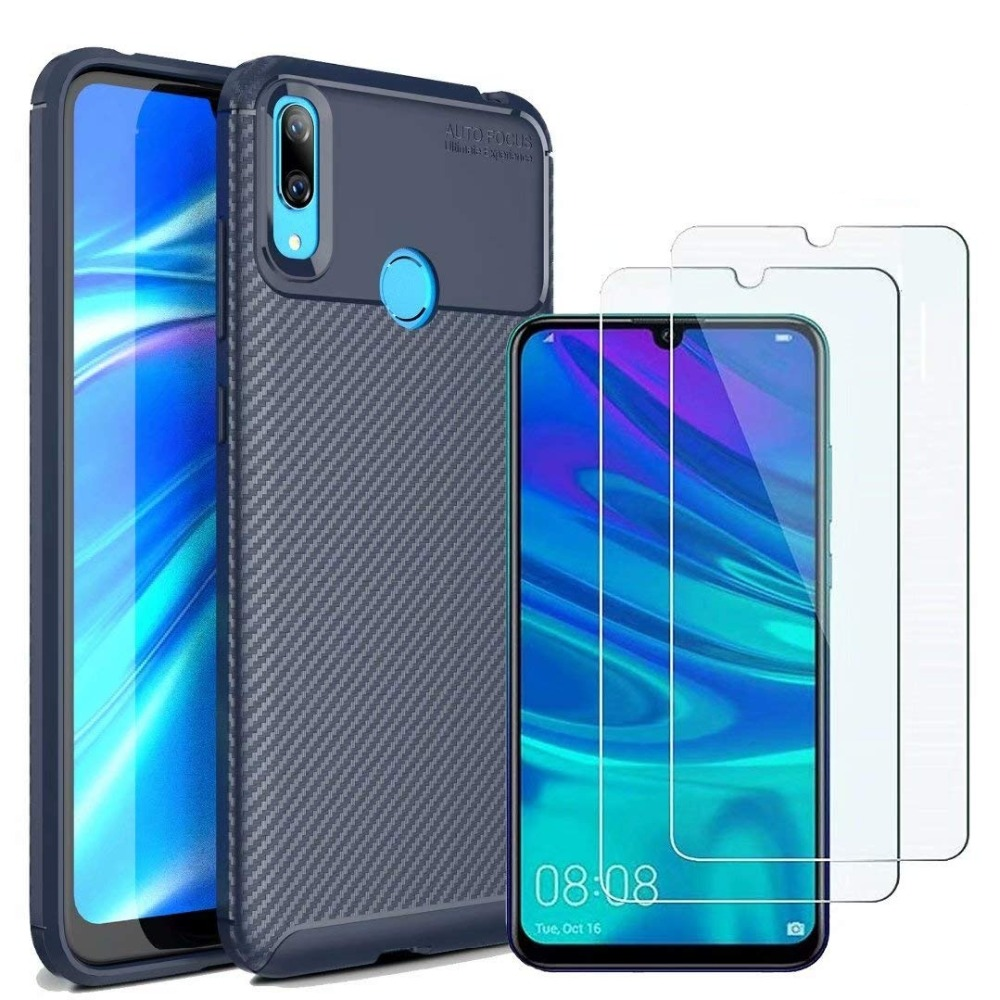 Case For Xiaomi Redmi Note 9 8 7 Pro 9s Cover Armor Soft Silicone Shockproof Carbon Fiber Case For Redmi Note 8T 7 7A 8A 9C 9A