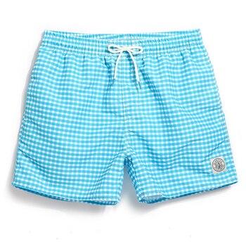 Gailang Brand Men's Quick Drying Beach Shorts Board Shorts Trunks Casual Active Shorts Jogger Swimwear Swimsuits Summer Bottoms 1