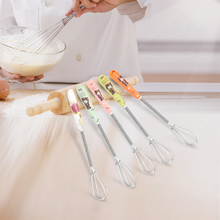 Mixer Egg-Beater Hand-Whisk Kitchen Cooking-Gadgets Manual Stainless-Steel Rotary