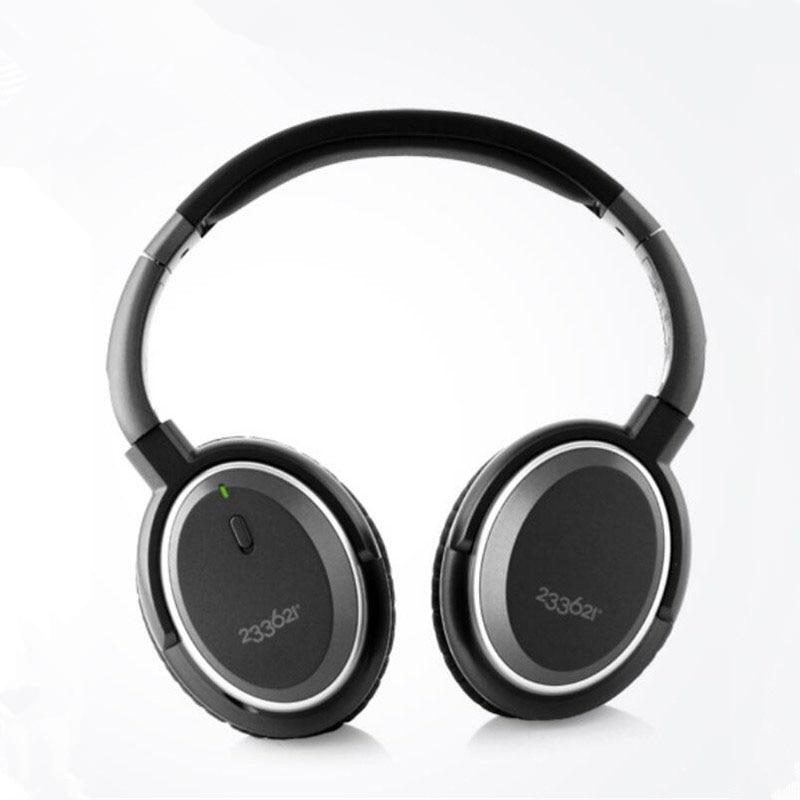 233621 H501 Actieve ruisonderdrukkende hoofdtelefoon Over Ear HiFi - Draagbare audio en video - Foto 2
