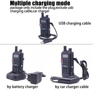 Image 5 - 2020 BAOFENG UV S9 8W Powerful VHF/UHF136 174Mhz & 400 520Mhz Dual Band 10KM Thicken battery Walkie Talkie CB Radio+NA 701