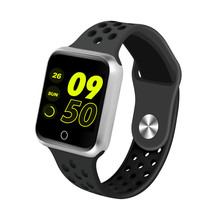 Smart Wristband Watch Men Women Color Fitness Tracker Heart Rate Monitor Blood Pressure Pedometer Smart Bracelet For Android IOS