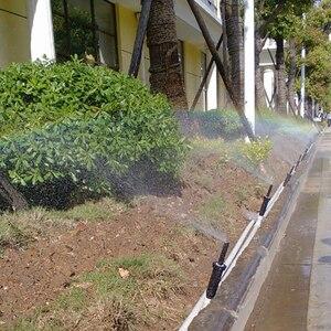 Image 5 - 25 〜 360 度調整可能なポップアップスプリンクラーと 1/2 インチめねじガーデン芝生の水まきスプリンクラーヘッド 5 個