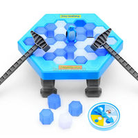 Save The Penguin Penguin Ice Breaking Great Family Funny Desktop Game Kid Toy Gifts Who Make