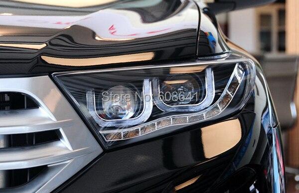 Kluger Highlander LED φώτα κεφαλής U τύπου Angel - Φώτα αυτοκινήτων - Φωτογραφία 5