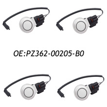 4PCS For Toyota Ultrasonic Parking Sensor PZ362 00205 For Toyota Camry ACV30 ACV40 PRADO400 18830 9630