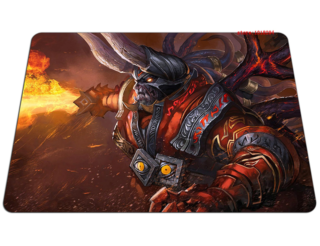 Attirant Dota2 Mousepad Doom Gaming Mouse Pad Big Office Gamer Mouse Mat Pad Game  Computer Desk Padmouse