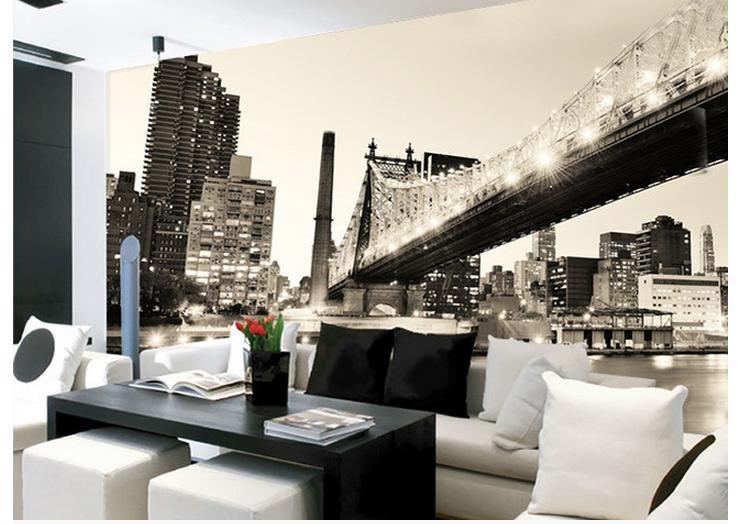 Customized 3d Wallpaper 3d Wall Murals Wallpaper Black And