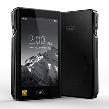 FiiO X5III Android-based WIFI Bluetooth APTX Double AK4490 Lossless DSD Portable Music Player with 32G(China)