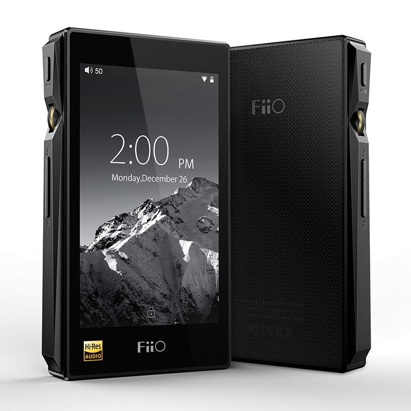 FiiO X5III на базе Android WI-FI Bluetooth APTX двойной AK4490 без потерь DSD Портативный музыкальный плеер с 32 г