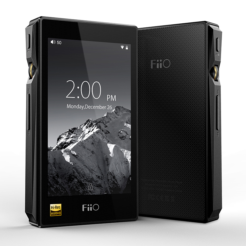 FiiO X5III Android based WIFI Bluetooth APTX Double AK4490 Lossless DSD Portable Music Player with 32G