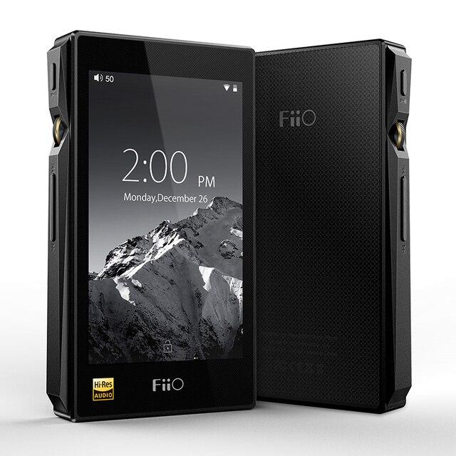 FiiO X5III на базе Android wifi Bluetooth APTX двойной AK4490 без потерь DSD портативный музыкальный плеер с 32 г