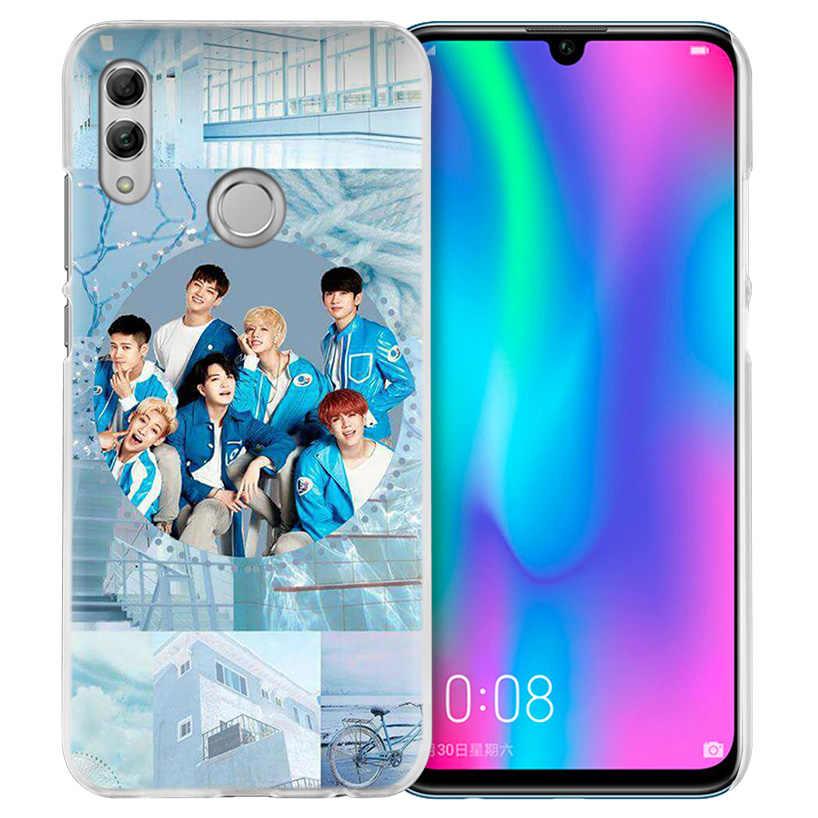 GOT7 Джексон JinYoung чехол для huawei Honor 8X Y9 9 10 Lite Play 8C 8S 8A Pro V20 20i 10i Y6 Y7 2019 Жесткий ПК чехол для телефона чехол