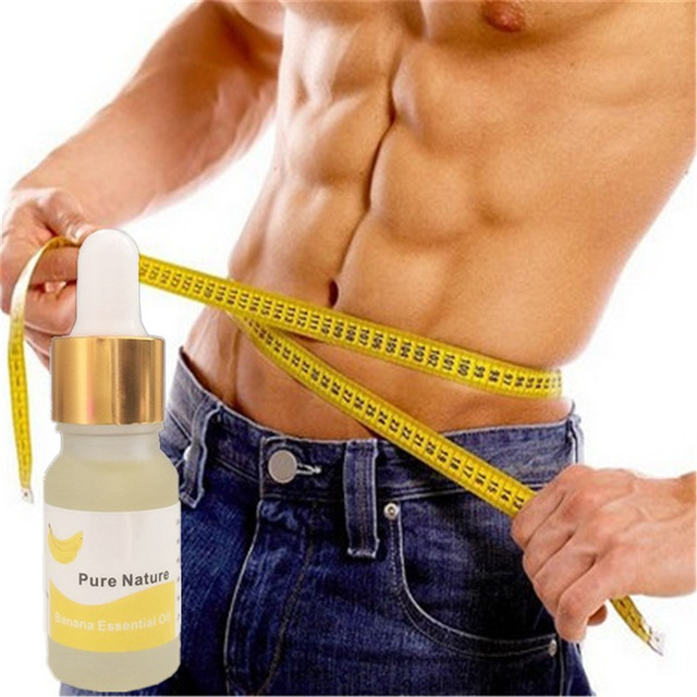 10 Days reduce 15kg Banana Slimming Essential oil anti cellulite Fat Burning Weight Loss pepper extracts 10ml