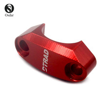 DTRAD Motorcycle Universal Brembo Master cylinder clamp Mount CNC Racing For 1000 1098 1199 1200 1299 959 899