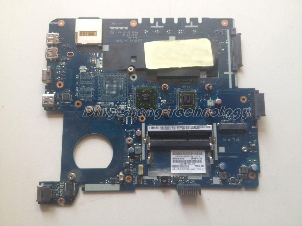 45 days Warranty for Asus K53U LA-7322P laptop Motherboard with integrated graphics card DDR3 100% tested