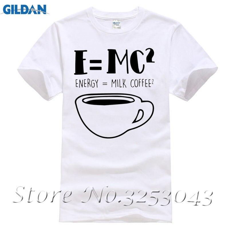 2c9e31fe Physics Science E=MC2 T-shirt Comical Albert Einstein Math Shirt