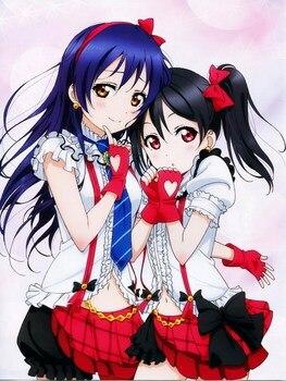Love Live Anime Sonoda Yazawa 150*200CM Single-layer Blanket #36765