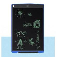 12 Дюймов ЖК-Планшет для Записи Цифровой Графический Планшет Почерк Колодки Портативный Электронный Планшет Доска ультратонкий Boogie Board