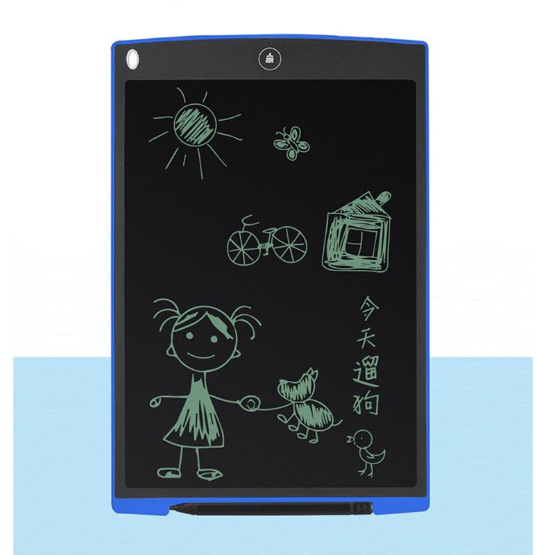 Prix pour 12 Pouce LCD Tablette Numérique Dessin Tablet Écriture Plaquettes Portable Électronique Conseil Tablette ultra-mince Planche de surf