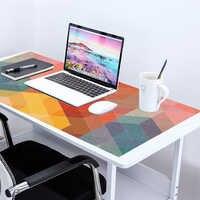 Große 90x40cm Büro Maus Pad Matte Spiel Gamer Gaming Mauspad Tastatur Rechen Anime Schreibtisch Kissen für Tablet PC Notebook