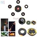 Комплект аксессуаров для фотосъемки Bokeh Masters  крышка для объектива с эффектом боке  фильтр для художественного романтического ночного освещ...