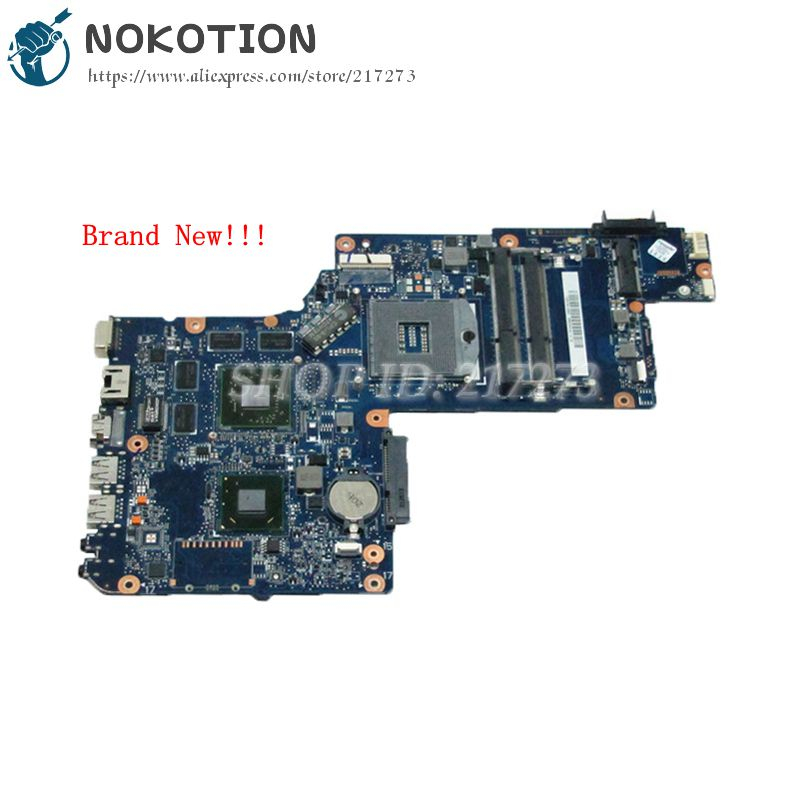 NOKOTION Brand New PC Scheda Madre Per Toshiba Satellite C870 L870 L875 MAIN BOARD H000046340 HD7670m HM76 DDR3 graficaNOKOTION Brand New PC Scheda Madre Per Toshiba Satellite C870 L870 L875 MAIN BOARD H000046340 HD7670m HM76 DDR3 grafica