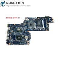 NOKOTION Marke Neue PC Motherboard Für Toshiba Satellite C870 L870 L875D HAUPTPLATINE H000046340 HM76 DDR3 HD7670m grafiken